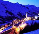 Jour de l'An au ski